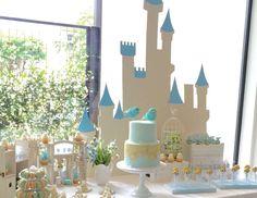 "Cinderella / Birthday ""Camilarella's Ball"" | Catch My Party"