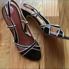 """Tahari size 8.5 patent leather heeled sandals Tahari size 8.5 patent leather heeled sandals 🎉Bundle deals available (I carry various sizes and brands): 2 items 10% off, 3 items 15% off, 4 items or more 20% off 🎉🎉NOTICE: please refer to top post for """"Closet Update."""" I am traveling until the end of Sept. for work and have someone else mailing items weekly and item specific question may or may not be answered in a timely manner within that timeframe. So sorry for any inconveniences. Tahari…"""
