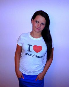 Kinga Pryl: I ♥ Sunrise :P