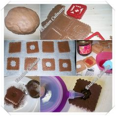 sables au chocolat Pasta, Biscuits, Cookies, Quiches, Baking, Breakfast, Cake, Chocolate Fondant, Cooking Food