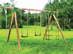 how to build a swing frame google search
