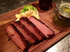 The Lowest and Slowest Part II: Five Day Brisket at Stampede 66