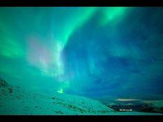 اكتشف الأضواء الشمالية في النرويج