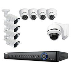 Costco: Lorex Eco3 960H 16 Channel Security System with 2TB, 8 Super  Resolution Cameras and 1 PTZ (10x) Camera