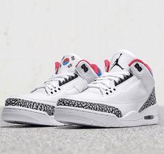 promo code 758f1 745aa Air Jordan 3 Seoul Best Sneakers, Jordans Sneakers, Nike Air Jordans, Retro  Jordans
