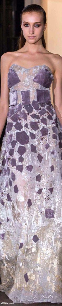 Dany Atrache Fall 2016 Couture