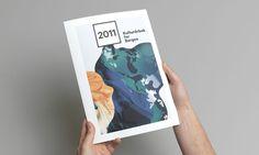 Cultural Year Book - Bergen Kommune 2011 on Behance