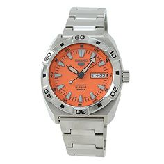 Seiko Sports Military Silver Watch SRP283J1 * To view further for this item, visit the image link.