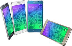 Samsung Galaxy Alpha Comes with Metallic Edges in Irish Markets; to Rival Apple iPhone 6 Models