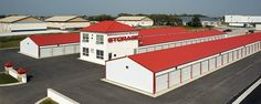 Commercial Building Profile  Use: Commercial post-frame building  Size: 40' x 230' x 8' per building