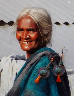 Boucles d'oreilles bohèmes gypsy  hippie chic  par FUJIGIRLS