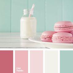 pink pallette