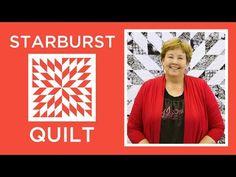 MSQC Tutorial - Starburst Quilt