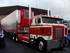 KW cabover Kenworth Trucks, Peterbilt, Cool Trucks, Big Trucks, Ford Torino, Cab Over, Vintage Trucks, Semi Trucks, Diesel Engine