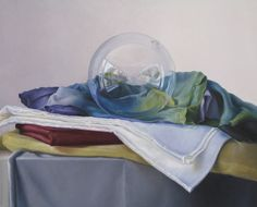 Glazen Bol op Draperieen 40x50 lib.jpg (634×511)