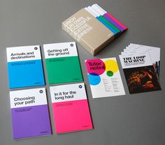 NESTA Creative Toolkit by Kerr Vernon, via Behance - Graphic Templates Editorial Layout, Editorial Design, Design Thinking, Brochure Design, Brochure Template, Business Card Design, Creative Business, Business Cards, Cultural Probes