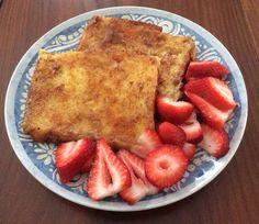 Gluten Free Orange Upside Down French Toast (Gluten Free Optional)