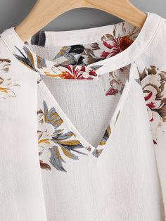 Waist Size(Cm): Cuff(Cm): Bicept Length(Cm): Size Available: XS,S,M,L Type: Tunic Fabric: Fabric has no stretch Season: Summer Pattern Type: Floral Sleeve Length: Short Sleeve Color: White, Multi Color Material: Rayon Churidhar Neck Designs, Neckline Designs, Dress Neck Designs, Kurti Designs Party Wear, Kurta Designs, Blouse Designs, Stylish Kurtis Design, Stylish Dress Designs, Fancy Dress Design