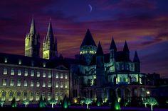 Abbaye aux Hommes, Caen, Normandy, France