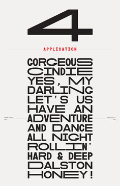 Cindie Mono | Project on Behance