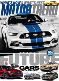 Motor Trend is the world's automotive authority. Every issue of Motor Trend informs and entertains with features on the testing of both domestic and import cars, car care, motor sports coverage, sneak peeks at future vehicles, and auto-industry news. Trends Magazine, Car Magazine, My Pretty Pony, Sports Magazine Covers, Mazda Miata, Import Cars, Automobile Industry, Future Car, Ford Mustang