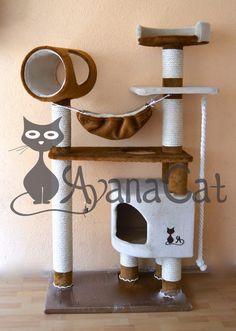 rascador para gatos de avana cat.