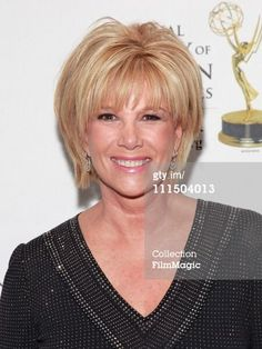 NEW YORK, NY - APRIL 03: ' Good Morning America' host Joan Lunden attends the 54th Annual New York Emmy Awards gala at Marriot Marquis on April 3, 2011 in New York City. Description from gettyimages.com. I searched for this on bing.com/images