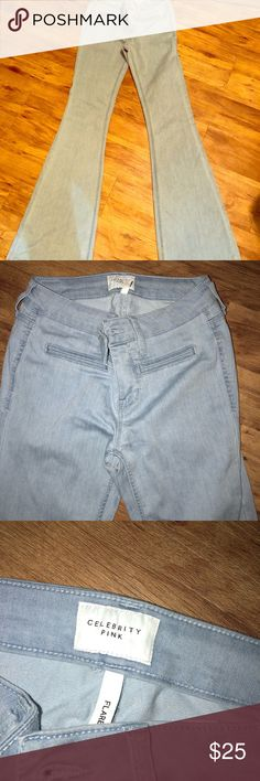 Bell Bottom Jeans Super cute bell bottoms. Never worn. No tags. Pants Wide Leg