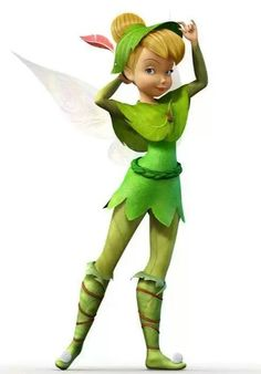 Tinkerbell suku puoli video