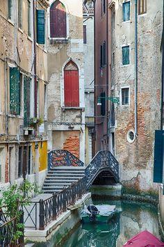 Venice by Cristina Rocca #italytravel