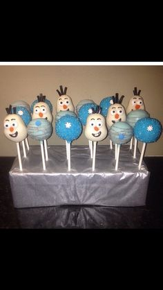 Frozen Pops!