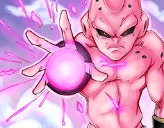 "Check out new work on my @Behance portfolio: ""Kid Majin Boo"" http://on.be.net/1I0RdAP"