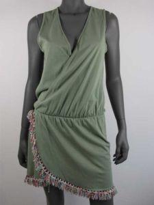 #Ibiza overslag jurk#