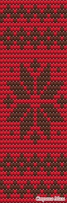 Колумбийская мочила крючком для санок (схемы) - Вязание - Страна Мам