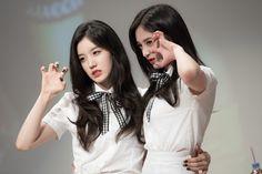 Pristin Xiyeon & Pinky
