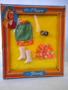 Peggy doll outfit #5753-1972-Petra's sister-Plasty | by mad-about- fleur