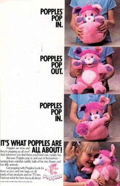 I LOVED my Popple... kinda wish they would bring them back :)