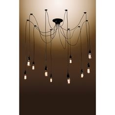 Warehouse Of Tiffany Chandelier Ceiling Lights -Black : Target Edison Chandelier, Tiffany Chandelier, Chandelier Ceiling Lights, Pendant Lighting, Light Pendant, Industrial Chandelier, Edison Lamp, Black Chandelier, Pendant Lamps