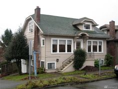 Fremont. 4816 aurora ave N. 1916 craftsman. Check interior pics---lots of great original details!