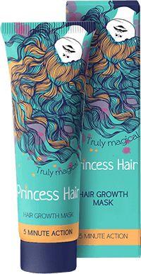 princess hair  haarmasker tegen haaruitval