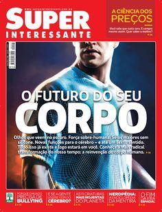 Edição de agosto de 2011 - O Futuro do seu Corpo