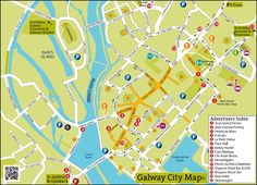 Galway Map Related Keywords Amp Amp Suggestions Long Tail