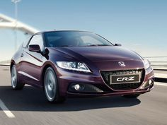 The upgraded Honda CR Z now available in South Africa