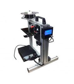 چاپگر سه بعدى  روبوت ابزار وی ۱