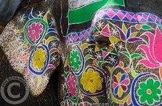indian elephant festival jaipur - Google Search