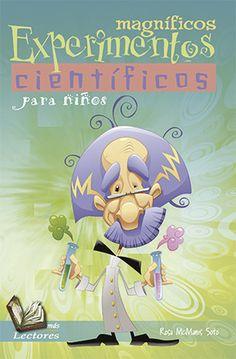 En este libro muestra cómo fue posible que se llevaran a cabo varios descubrimientos, pero sobre todo, busca introducir a los niños al mundo del conocimiento a través de algunos experimentos prácticos, sencillos y divertidos.   Por medio de los experimentos aprenderéis datos curiosos sobre diversos temas.