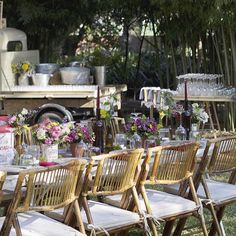 Forks&Brides; — Garden weddings are not going anywhere, is...