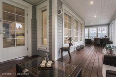 Myytävät asunnot, Kirsikkatie 6 Kuntakeskus Hollola #lämmin terassi #terassi #oikotieasunnot