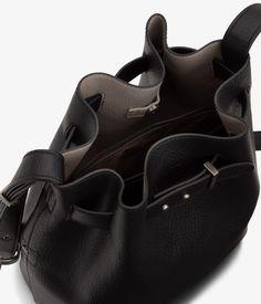LEXI MINI - BLACK - bucket bags - handbags