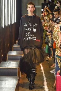 Male Fashion Trends: Just Kids Fall-Winter 2017 - Sao Paulo Fashion Week